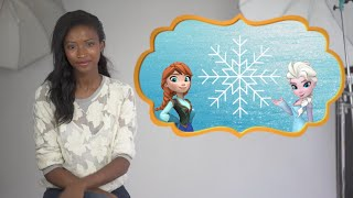 Frozen intro